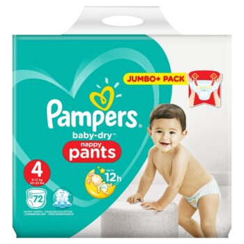 Pampers Baby Dry Diapers Wholesale